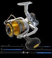 OKUMA SENSORTIP STS1003RFM & AVENGER ABF80B