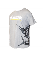 OKUMA T SHIRT MARLIN GREY