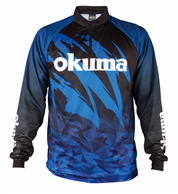 OKUMA JERSEY LONG SLEEVE TOURNAMENT